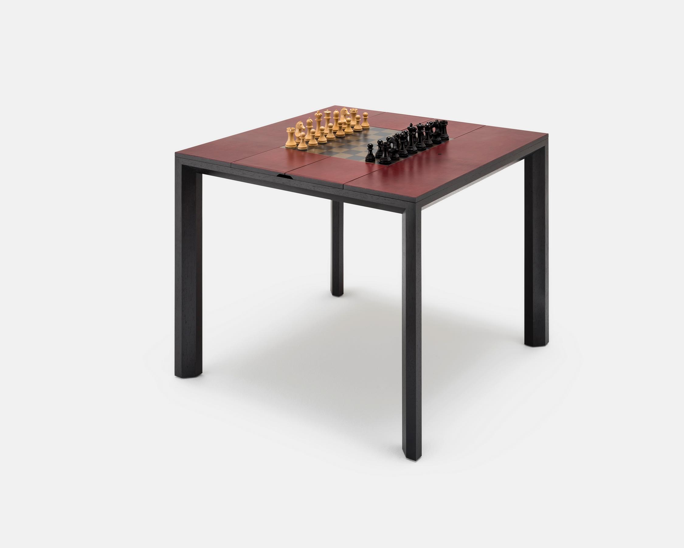 Daniel Weil Grand Master Table 1