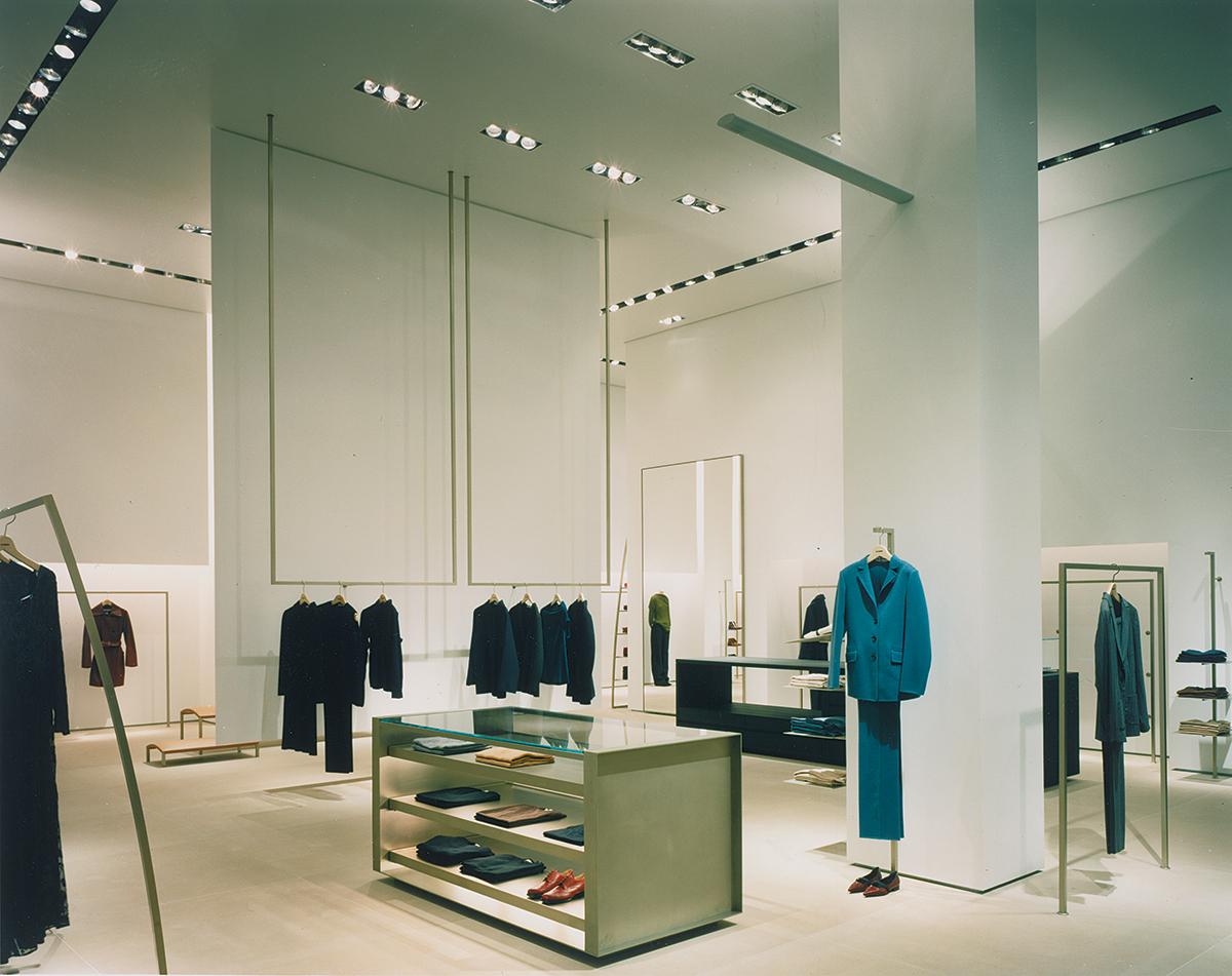 Jill Sander Stores Europe