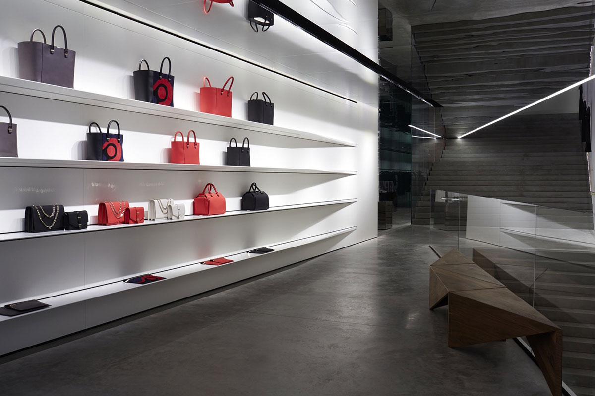 Victoria Beckham store London